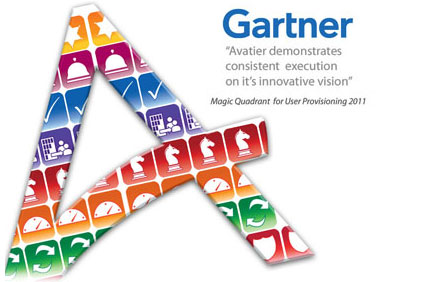 Avatier on Display at Gartner Identity and Access Management