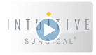 Click the Intuitive Surgical identity management video play button.