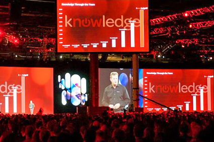 ServiceNow Knowledge15 Looks to a Service Management Future