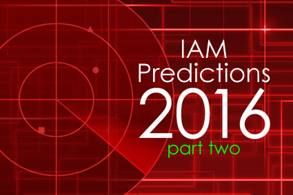 2016 Identity Management and IT Security Predictions (continued)