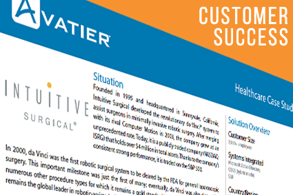 Intuitive Surgical's User Account Creation and Setup Across All Systems Dropped to 5 Minutes with AIMS