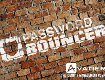 Strengthen Cyber Security and Eliminate Threat of Hackers with Avatier's Password Bouncer