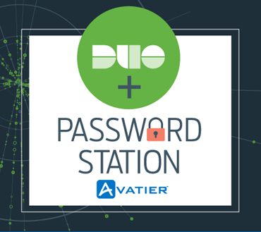 Password Station + DUO = How They Work Together