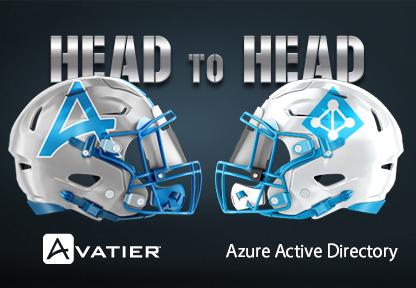Avatier vs Microsoft Azure AD