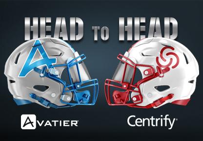 Avatier vs Centrify