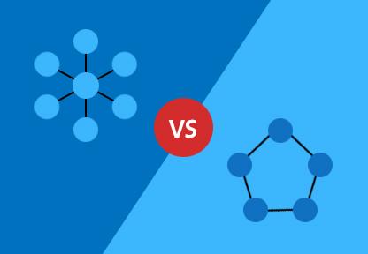 Centralized vs Decentralized Access Management