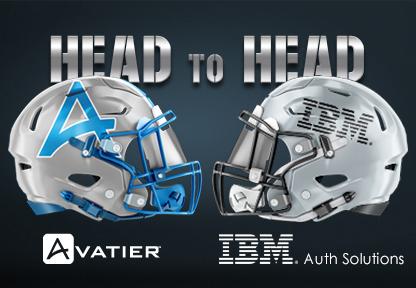 Avatier vs IBM Authentication Solutions